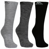 Trespass  Jackbarrow Womens Mens Cotton Blended Cushioned Socks