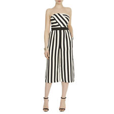 0daf59610cc Coast Selena Stripe Jumpsuit Size UK 10 LF089 QQ 12