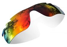 Lentes SURE de Recambio Polarizada para Oakley Radarlock Vented Ruby Red