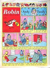 ROBIN - 26th MARCH 1960 (21 - 27 Mar) RARE 60th BIRTHDAY GIFT !! VG+ beano dandy