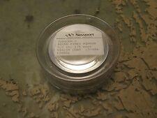 "Newport 30D10ER.2 round pyrex mirror 3"" 1/5wave .5-18u vis/ir [2*OO-75]"