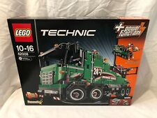 LEGO TECHNIC SERVICE TRUCK 42008 POWER FUNCTIONS NEW SEALED & RETIRED