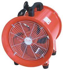 Ventilador-extractor de Suelo Ø 300 MM MetalWorks MV300230 500W 230v 65m3h 2800