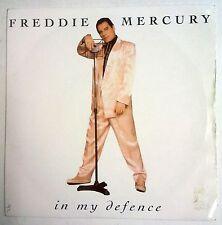 """Freddie Mercury In My Defence Single 7"""" UK 1992         Queen"""