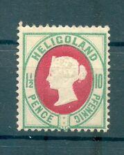 Helgoland 14e LUXUS * MH (71508