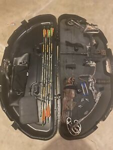 martin compound bow used