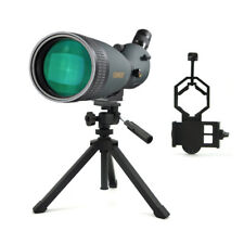 Visionking 30-90x90 Spotting Scope Hunting Bird Waterproof 90 & Phone Adapter