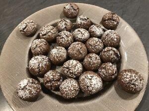 Handgemachte Nutella Kekse Weihnachtsplätzchen 1KG