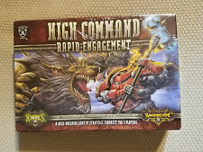 High Command: Rapid Engagement (Privateer Press / Warmachine) - SW