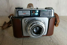 Dacora Super Dignette Film Camera, Dignar 45mm f2.8 Lens