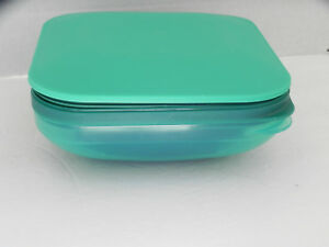 Aladdin Lunch Microwavable Storage Bowl Box Green Office Lunch, Steam, 4 Piece