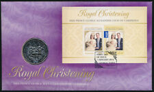 Australia: 2014 50c Royal Baby Prince George Christening PNC  Scarce