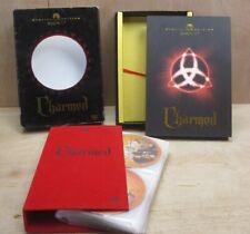 "Charmed Special Edition Season 1-7 R1 Rare DVD Box Set Red ""Velvet"" Box 42 Disc"