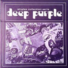 DEEP PURPLE 11 CD  - SINGLES BOX --- singles collection 1968/1976