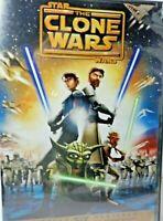 Star Wars The Clone Wars 2008 DVD PG 98 Minutes