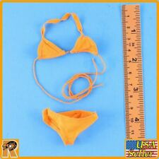 S39 - Orange Bikini Set - 1/6 Scale - TBLeague Figures