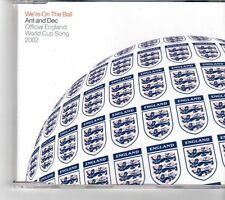 (FM225) Ant And Dec, We're on the Ball - 2002 CD
