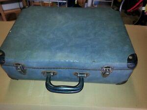 valigia di cartone anni 60 vintage
