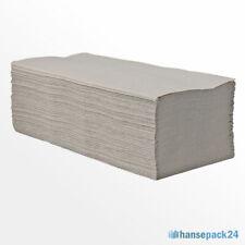 10000 x Falthandtücher Einmal Papierhandtücher 25 x 23cm Handtuch 1 lagig Z-Falz