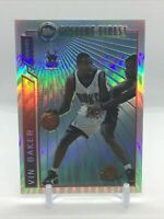1996-97 TOPPS MYSTERY FINEST BORDERED REFRACTORS #M18 Vin Baker SUPERTEAM