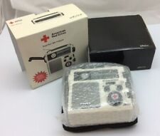 American Red Cross FR300 Emergency AM/FM Radio White By Eton Rechargeable Radio