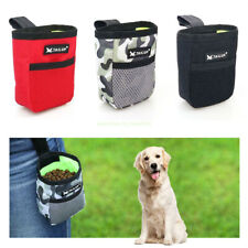 Pet Dog Feed Bait Food Snack Pouch Belt Bag Puppy Obedience Training Treat Bag