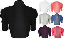 Magliette da donna basica in misto cotone con girocollo