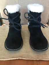 Ugg Boots Authentic Size 5 Black Suede