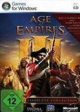 Age of Empires 3 complete era Chief Asian Dynasties ottimo stato
