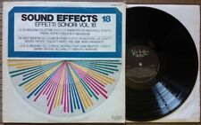 NO ARTIST / SOUNDS EFFECTS vol.18 - LP (Italy 1979 - Vedette Records)