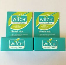 2x Witch Naturally Clear Blemish Stick 10g