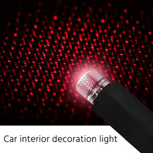 Plug and Play - Car and Home Ceiling Romantic USB Night Light Party Xmas US