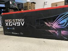 "Asus ROG Strix XG49VQ 49"" Curved Monitor"