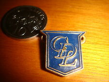Singapore Vintage Collectible CDL City Developments Badge Token Pin, Brass Used