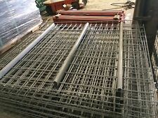 """NEW 42x58"""" Wire Mesh Decking waterfall wire deck Made In the USA!!! 38 1/4"""" chan"""