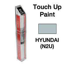Hyundai OEM Brush&Pen Touch Up Paint Color Code : N2U - Blue Sky Metallic