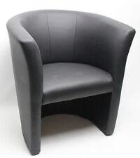 Chaises noir sans marque pour la maison