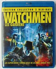 BLU-RAY - WATCHMEN Les Gardiens - Collector 2 Blu-Ray