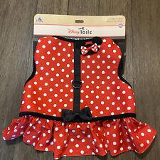 New listing Disney Tails Dog Harness Minnie Mouse Xl 90-140 lbs New