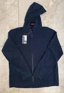 Rapha Hoodie Rain Jacket Dark Navy Size Medium Brand New With Tag