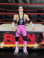 WWE BRET THE HITMAN HART MATTEL ELITE SERIES 43 WRESTLING FIGURE FOUNDATION