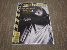 Batman No Man's Land #1 (1998) DC Comics Alex Ross Maleev NM/MT
