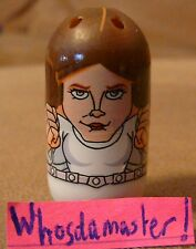 Mighty Beanz Star Wars #3 PRINCESS LEIA Bean Mint OOP