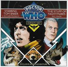 Doctor Who - HORNET'S NEST The Stuff of Nightmares - CD Audio Drama
