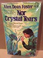 Nor Crystal Tears by Alan Dean Foster  PB 1985