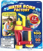 NEW Water Bomb Factory by Aqua Antics Fill & Tie Water Balloons #A40