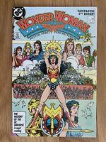 Wonder Woman #1 (Feb 1987, DC) 9.2 NM-