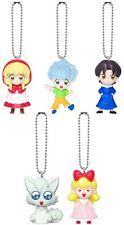 Akazukin Cha Cha Swing toy Complete Set of 5 gashapon Japan