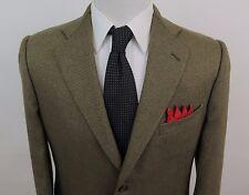 Ermenegildo Zegna Neiman Marcus Cashmere Silk Blazer Jacket Sport Coat Italy