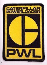 "ALIEN Movie Caterpillar Powerloader 4"" Tall Uniform Patch- FREE S&H (ALPA-CPWL)"